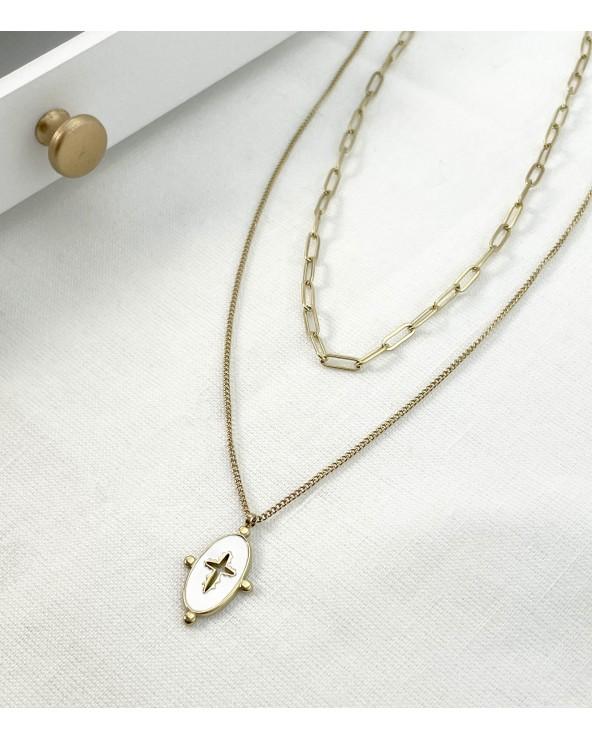 Collier - Acier chirurgical - Paloma Bijoux - Bijoux tendance