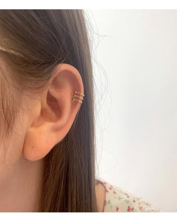 Mono boucle / faux piercing - tendance 2021