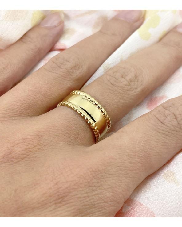 Bague anneau - Acier chirurgical - Paloma Bijoux - Bijoux tendance