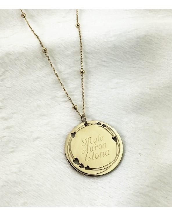 Médaille à personnaliser